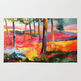 Enchanted Forest Rug