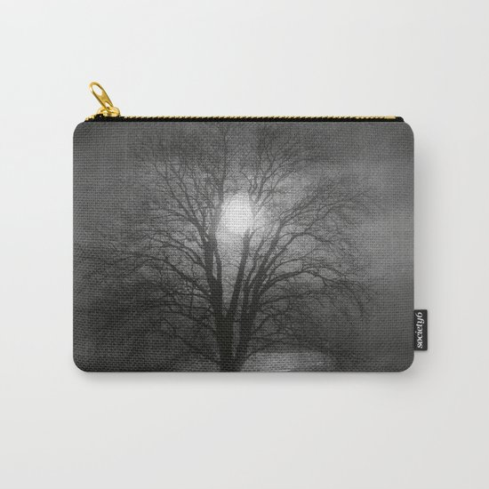 Black and White - Beautiful inspiration Carry-All Pouch