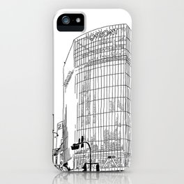 Tokyo - Shibuya iPhone Case