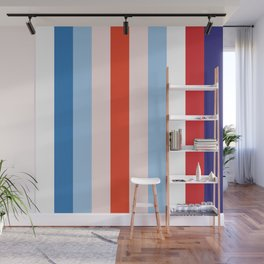 8 Color Combination Wall Mural