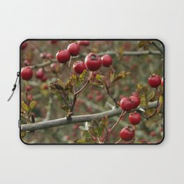 Hawthorn Berries Laptop Sleeve