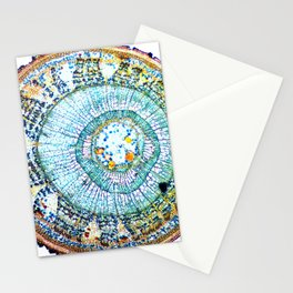Lime Tree Stationery Cards