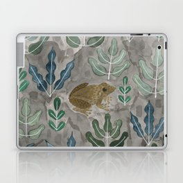 Save the frogs! Laptop & iPad Skin