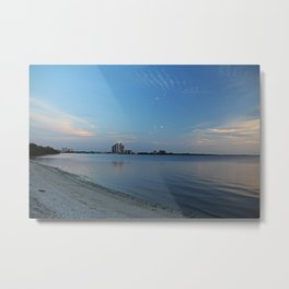 Southbound Breeze Metal Print