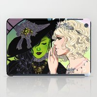 wicked iPad Cases featuring Wicked by Natalie Nardozza