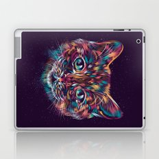 Space Cat Laptop & iPad Skin