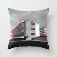 Bauhaus · Das Bauhaus 4 Throw Pillow