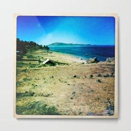 Lake Titicaca Metal Print