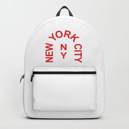 New York Arch Backpack