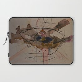 The Chaotic Death of Ignorance Laptop Sleeve