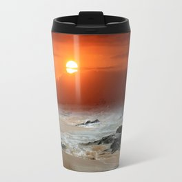 The Birth of the Island Travel Mug