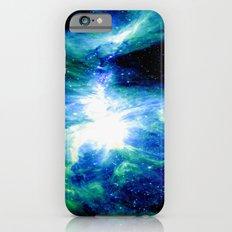 Orion Nebula Blue & Green Slim Case iPhone 6s
