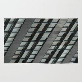 Diagonal Windows Rug