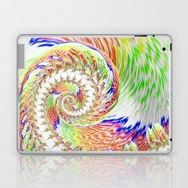 A Twist Of Colour Laptop & iPad Skin