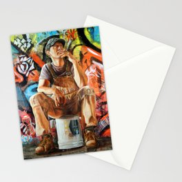 Executioner's Lament Stationery Cards