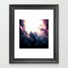Galaxsky Framed Art Print