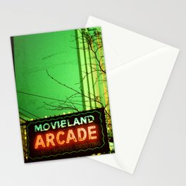 Movieland Arcade, Vancouver Stationery Cards