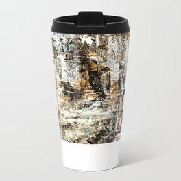 Morphing Season Metal Travel Mug