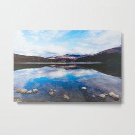 Lago, El Chalten, Patagonia, Argentina Metal Print