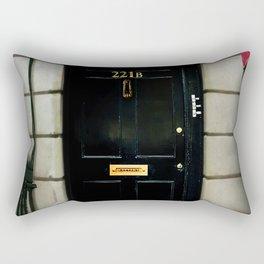 221B Baker Street BBC Sherlock Rectangular Pillow
