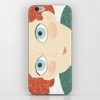 blink 182 iPhone & iPod Skins featuring Blink by Agathe Lancrenon