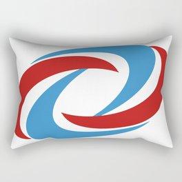 Henry Danger Logo Rectangular Pillow