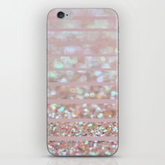 Bubbly Party and Stripes iPhone & iPod Skin