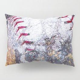 Baseball Art 5 Pillow Sham