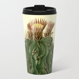 Botanical Cacti Travel Mug