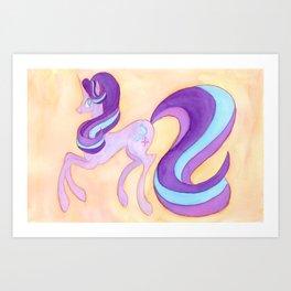 Starlight Glimmer Art Print