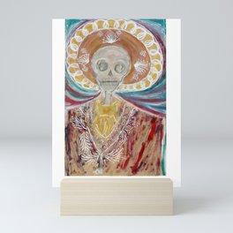 El Charro Benny Mini Art Print