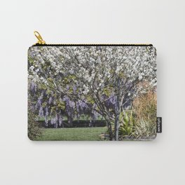 Spring Country Garden Carry-All Pouch