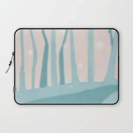 Green woods Laptop Sleeve