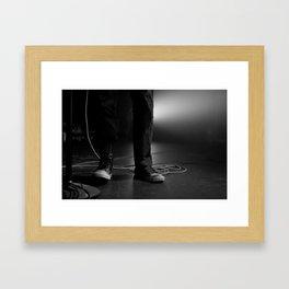 Jack's Shoes Framed Art Print