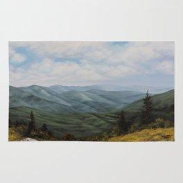 Roan Mountain Rug