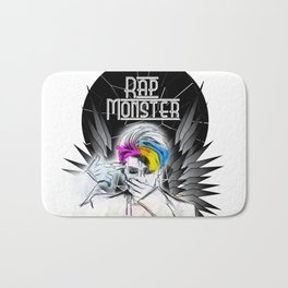 Rap Monster (Wings) Bath Mat