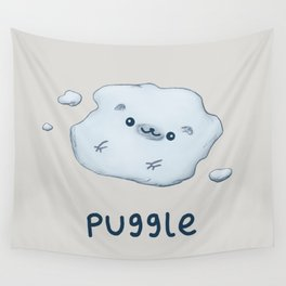 Puggle Wall Tapestry