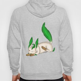 Playing with Leaves Hoody