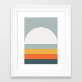 Sunseeker 01 Framed Art Print