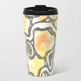 170714 Abstract Watercolour Play 2 Travel Mug