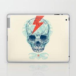 Skull Bolt Laptop & iPad Skin