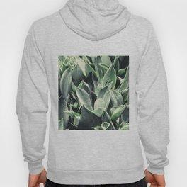 Green Garden Plants Hoody