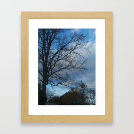 Breath 2 Framed Art Print