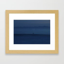 The Perfect Moment Framed Art Print