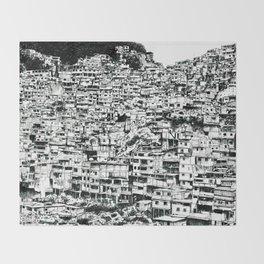 Barrio Throw Blanket
