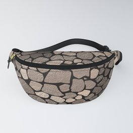 Stone texture 2 Fanny Pack