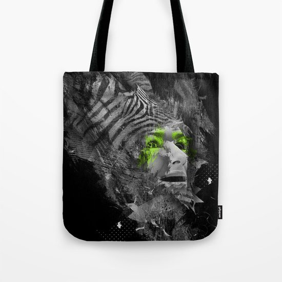 I'm Abstract Tote Bag