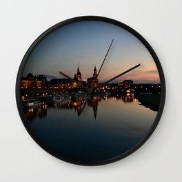 Dresden III Wall Clock