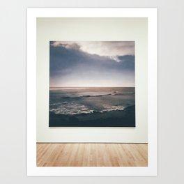 Window - SFMoMA Art Print
