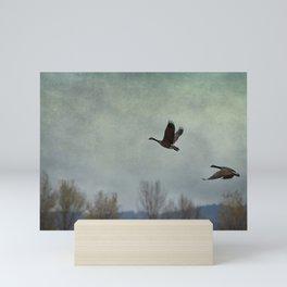 Taking Flight Mini Art Print